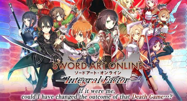 Sword Art Online: Integral Factor announced for west