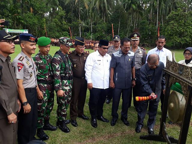 Ali Mukhni Apresiasi TNI Manunggal di Wilayah Padangpariaman