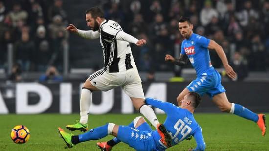 Prediksi Napoli vs Juventus Liga Italia