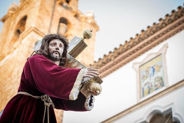 Jesus Nazareno Priego de Córdoba y su Viernes Santo