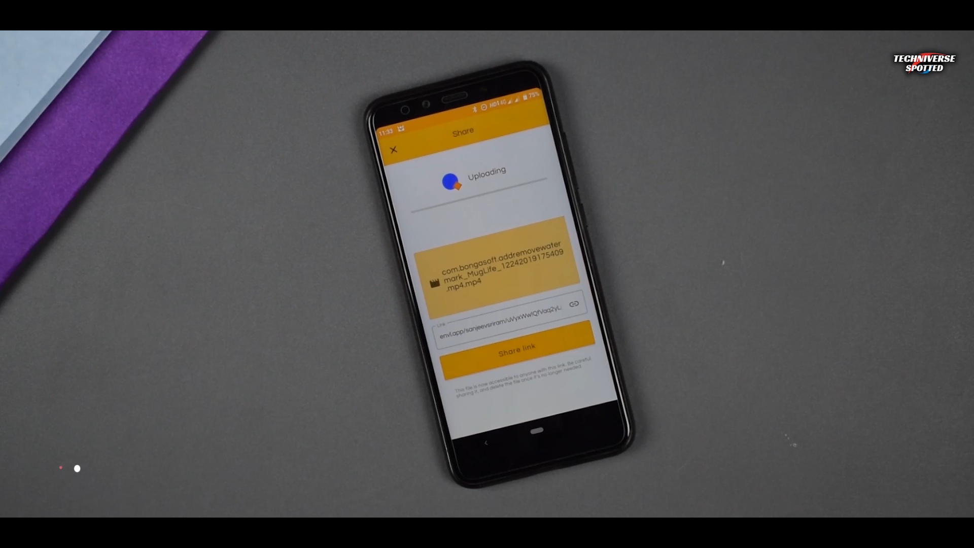 Share Files Securely and Easily With Envelop.
