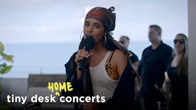 Princess Of Pop Camila Cabello Launches Mariachi Band Led New Single 'La Buena Vida' Via Her 'Tiny Desk' On NPR Setlist!