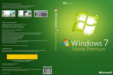 تحميل النسخة الاصلية من شركة مايكروسوفت windows 7 Home Basic SP1 بالنوتين وبثلاث لغات