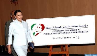 صاحبة السمو الملكي الأميرة للا حسناء تدعو إلى جعل التربية على التنمية المستدامة أولوية قصوى