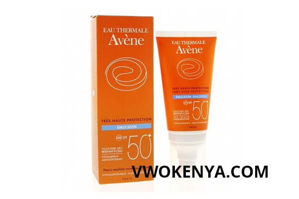 Kem chống nắng Avene Very High Protection Tinted Cream SPF 50+