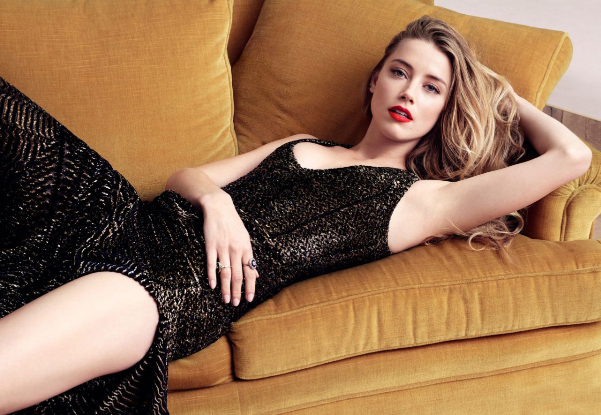 amber heard body language sexy photoshoot