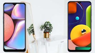 Cara Screenshot Di HP Samsung Galaxy A10s / A20s / A30s / A50s