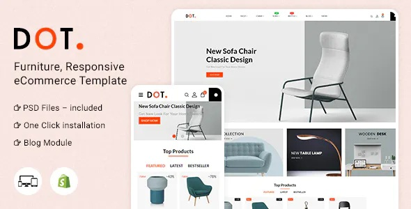 Best Furniture Shopify Responsive Theme