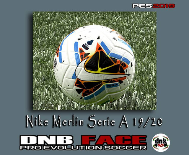 caricia Eso germen  PES 2019 Nike Merlin Serie A 2019-2020 Ball - Kazemario Evolution