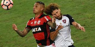 San Lorenzo vs Flamengo en Copa Libertadores 2017