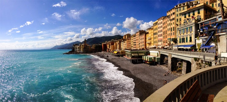 10. Camogli - Top 10 Italian Coastal Sites