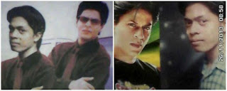 Pengemudi Go-Jek mirip Shah Rukh Khan, kok bisa?