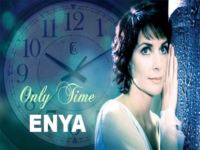 Clock Enya Wallpaper