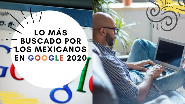 ▷ Las 10 cosas más buscadas 2020 en GOOGLE por Mexicanos