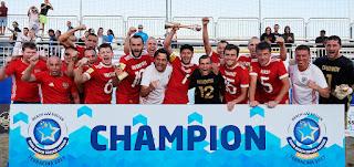 FÚTBOL PLAYA - Euro Beach Soccer League 2017 (Terracina, Italia): Rusia recupera el título y suma 5 Ligas Europeas. España volvió a quedarse fuera del podio por tercer año seguido