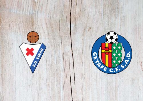 Eibar vs Getafe -Highlights 8 December 2019