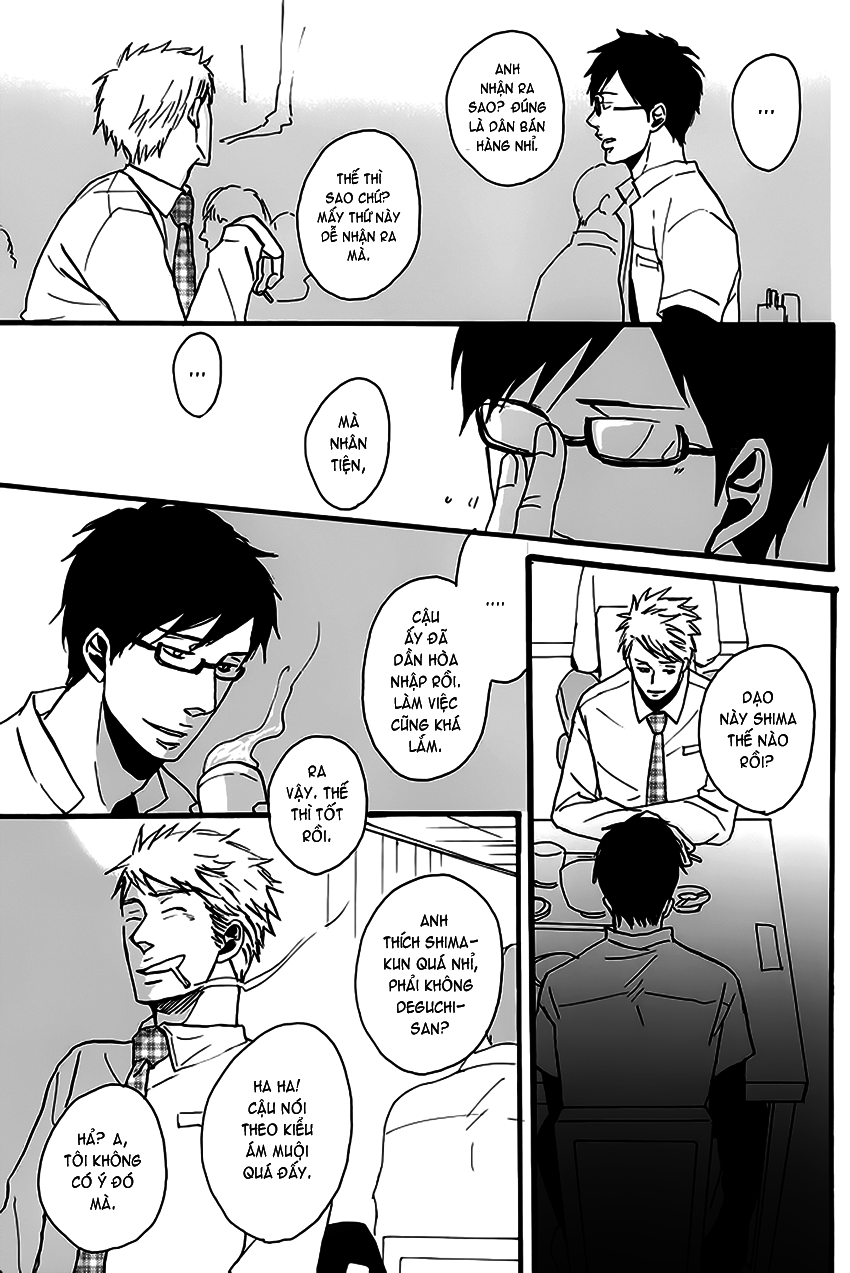Trang 11 - Dù Thế Nào Em Vẫn Yêu Anh--EXTRA 2--[ShuShi Group] (- Yoneda Kou) - Truyện tranh Gay - Server HostedOnGoogleServerStaging