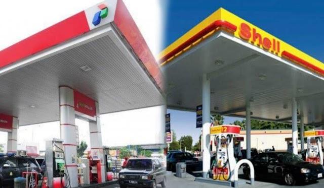 Perbedaan Harga Bahan Bakar Minyak (BBM) Pertamina dan Shell Setelah Perubahan Tarif Harga.