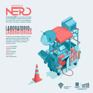 Encuentros Nerd 2017: Laboratorio de Laboratorios