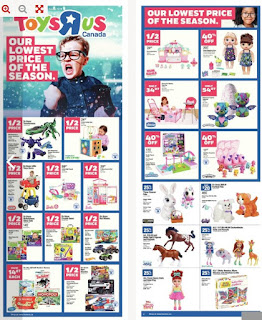 Toys R US Flyer October 2018
