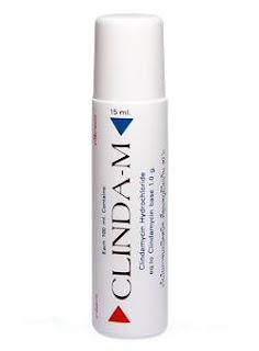 ครีมลดสิว Clindamycin