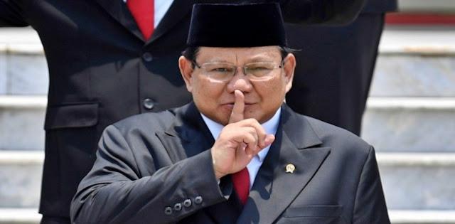 Pengamat: Prabowo Tidak Happy Wakilnya Trenggono