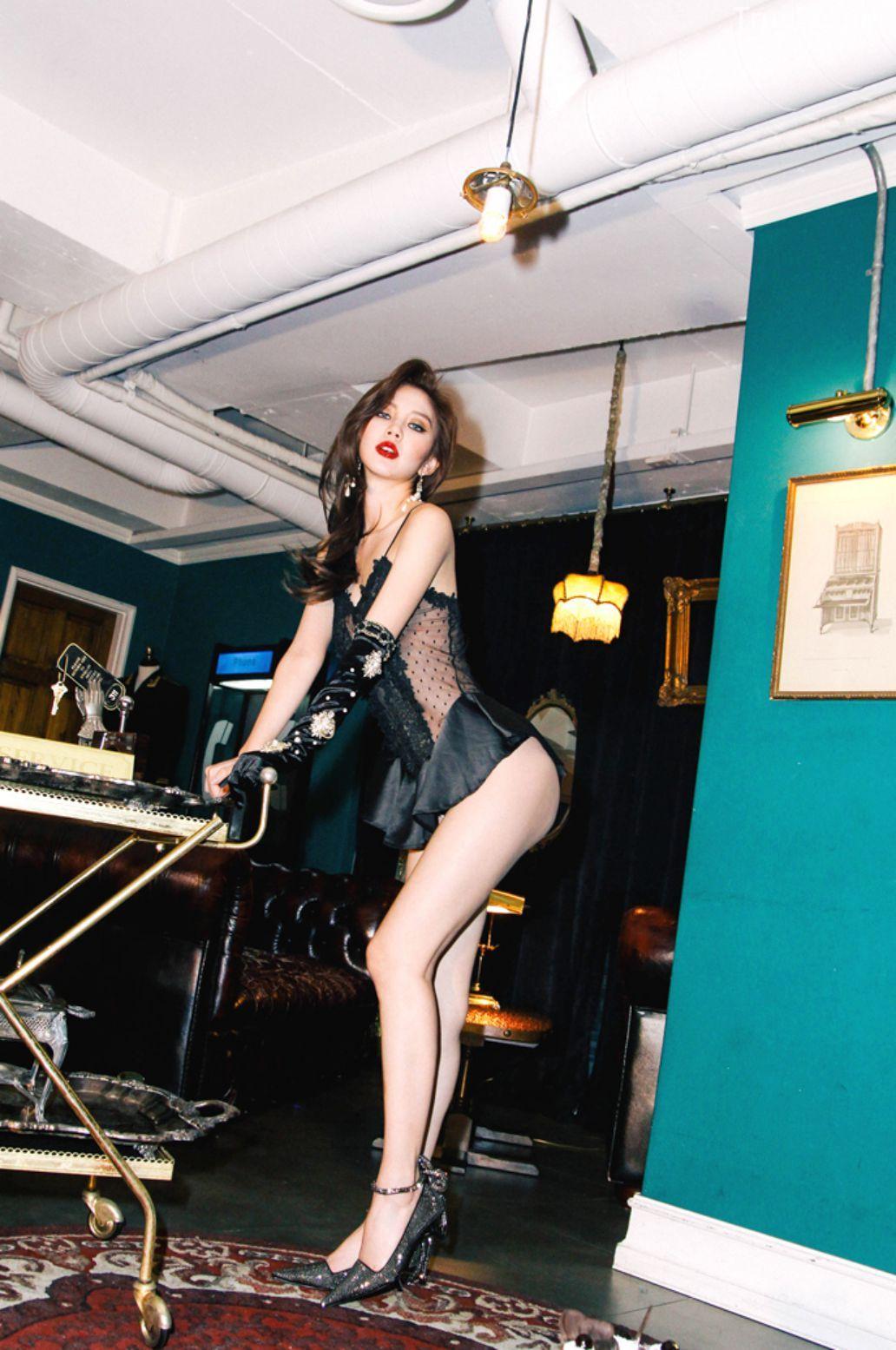 Lee Chae Eun - Korean Lingerie Model - Love Me More Sexy - TruePic.net - Picture 7
