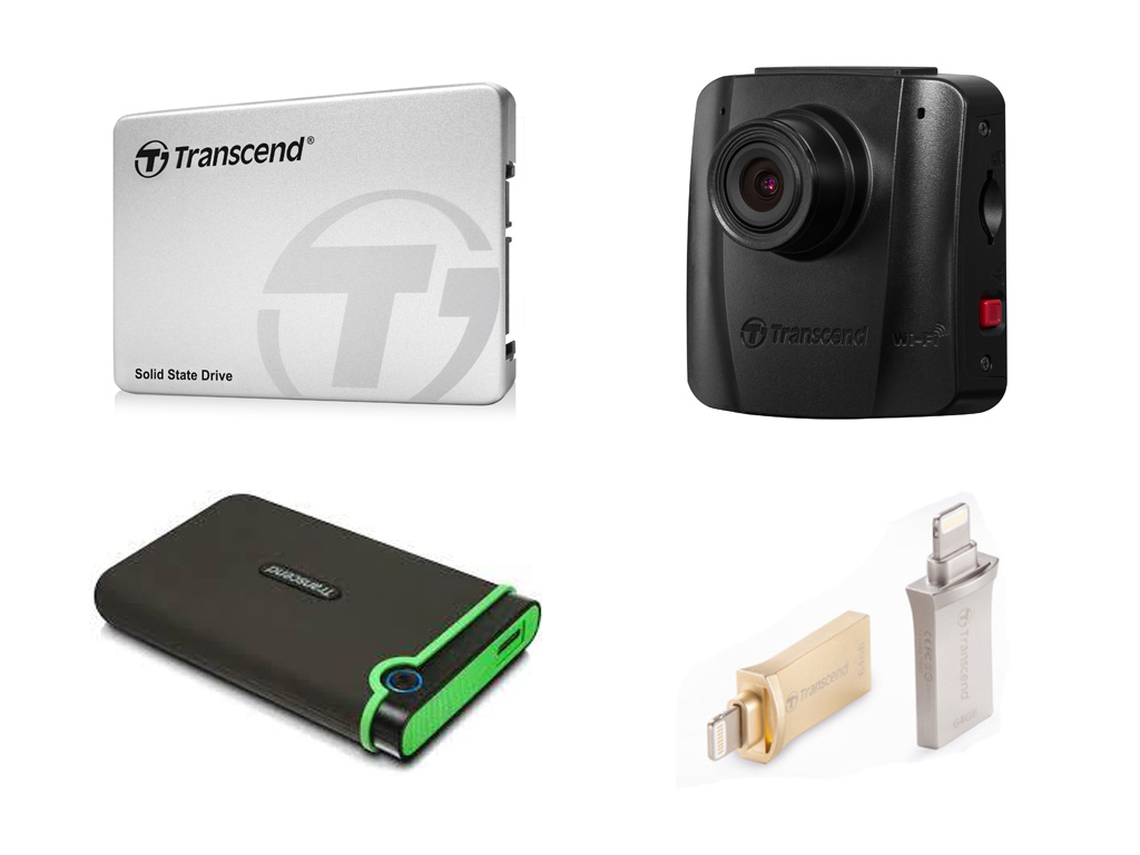 Transcends Best Product Award Highlights of 2016