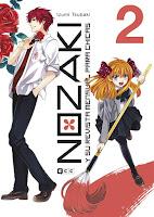 Nozaki y su revista mensual para chicas #2 - ECC Ediciones