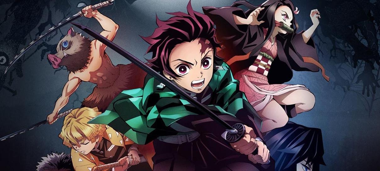 Descubra qual foi o melhor anime do ano