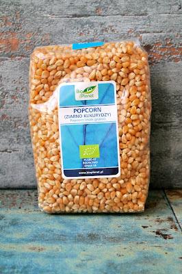popcorn na patelnię
