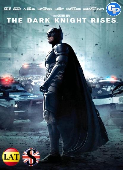 Batman: El Caballero De La Noche Asciende (2012) HD 1080P LATINO/INGLES