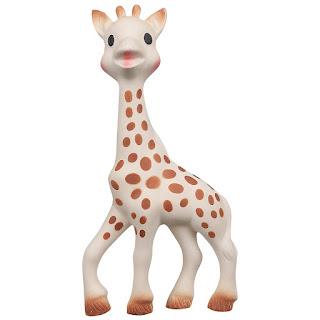 Sophie Giraffe Teething Toy