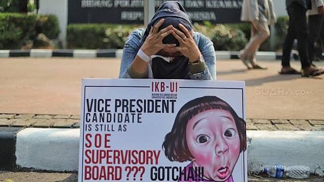 Pendukung Kecewa: Prabowo Tak Hargai Emak-Emak yang Nangis dan Jual Emas!