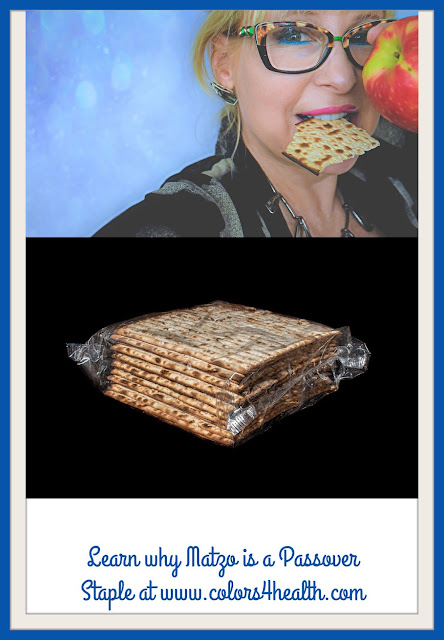 Matzo, an important Food for Passover