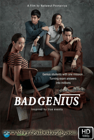 Bad Genius [1080p] [Latino-Tailandes] [MEGA]