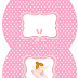 Cute Dancer: Free Printable Pillow Box.