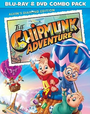 As Aventuras dos Chipmunk Dual Áudio 1987 - BluRay 1080p Completo