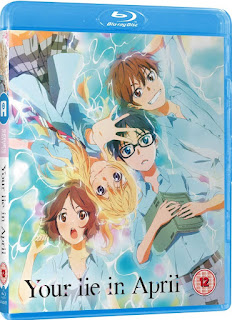 Your Lie in April – Miniserie [6xBD25] *Subtitulada