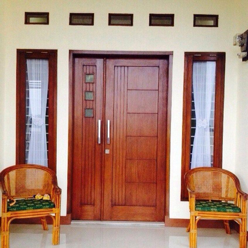 pintu kupu tarung modern 4