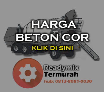 HARGA BETON COR BOGOR