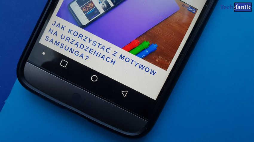 lg g5 android 8.0 oreo przyciski nawigacyjne
