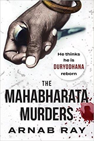 The Mahabharata Murders - Arnab Ray
