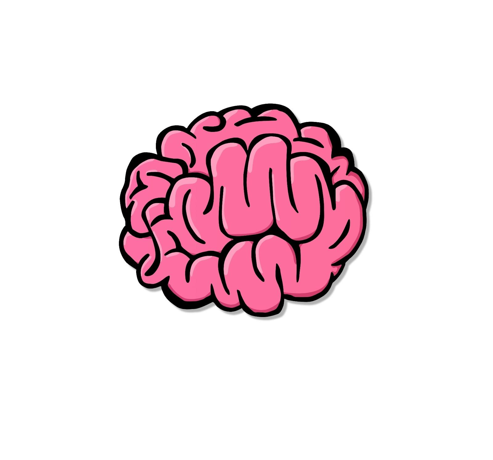 Brain Jack Image: Brain Cartoon