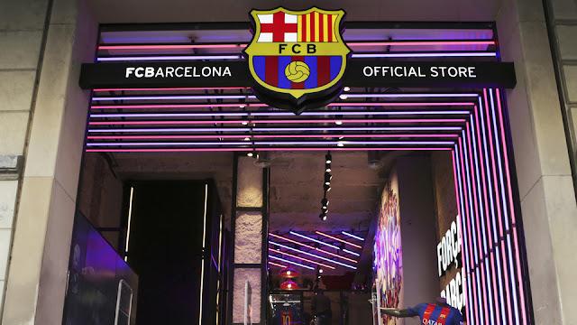 Nike abre por fin su flagship dedicada al Barça justo antes de #ElClasico