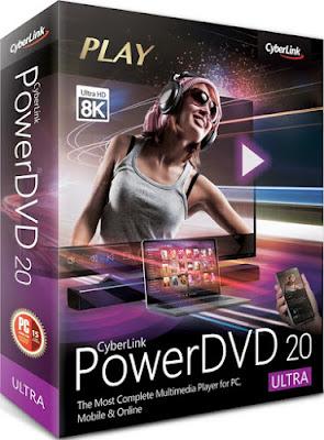 CyberLink PowerDVD Ultra v20.0.2101.62 Multilenguaje