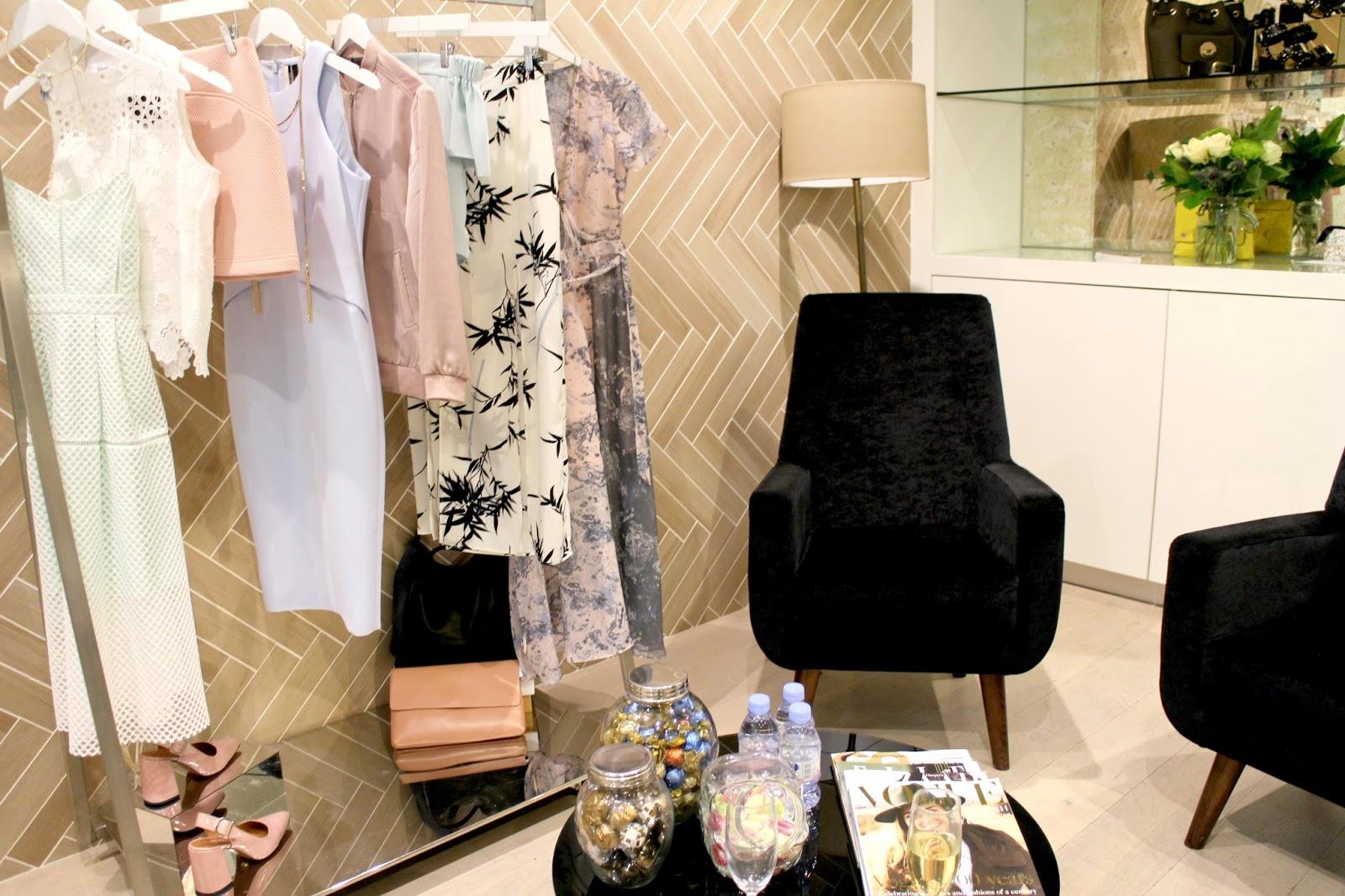 Topshop Personal Shopping Glasgow Argyle Street