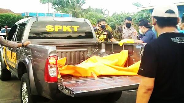 Mayat Bocah yang ditemukan tewas tanpa kepala Saluran Irigasi Galser, beberapa bulan yang lalu.