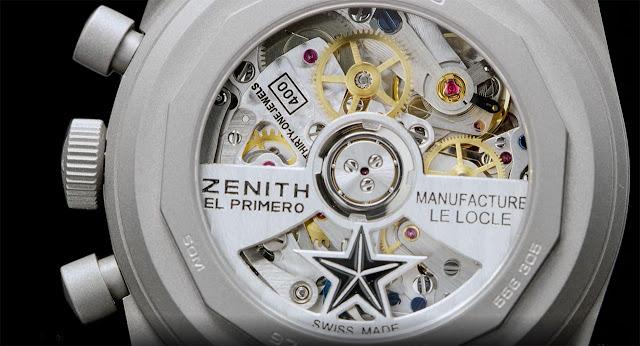 "Zenith Chronomaster Revival ""Safari"""