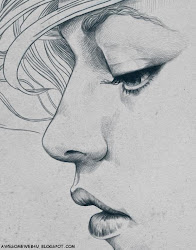 sad sketches drawing sketch drawings face draw simple faces very line pretty person looking really sketched down sketching